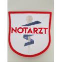 Notarzt-Wappen (Aufnäher)