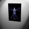Poster |  vitruvian man