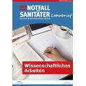 Der Notfallsanitäter Lehrbrief |  Wissenschaftliches Arbeiten