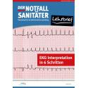 Der Notfallsanitäter Lehrbrief    EKG Interpretation