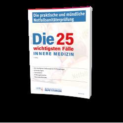Die 25 wichtigsten Fälle Innere Medizin
