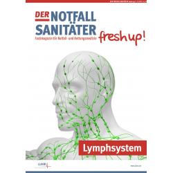 Der Notfallsanitäter fresh up! | Anatomie des Lymphsystems