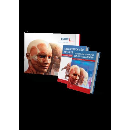 Lernpaket Anatomie und Physiologie