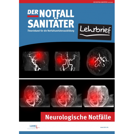 Der Notfallsanitäter Lehrbrief   Neurologische Notfälle