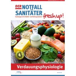 Der Notfallsanitäter fresh up! | Verdauungsphysiologie